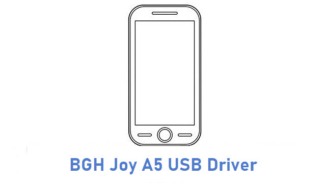 BGH Joy A5 USB Driver