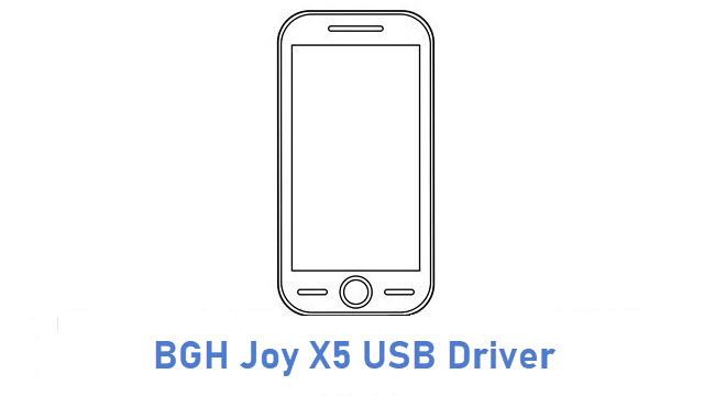 BGH Joy X5 USB Driver