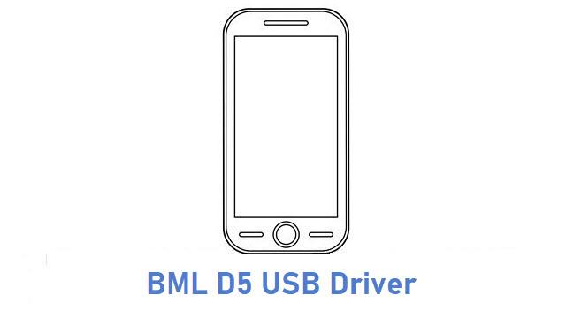 BML D5 USB Driver