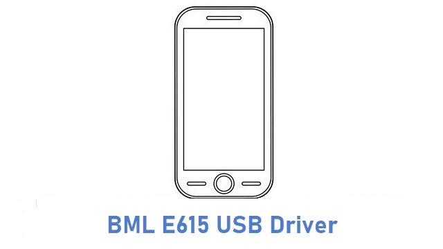 BML E615 USB Driver