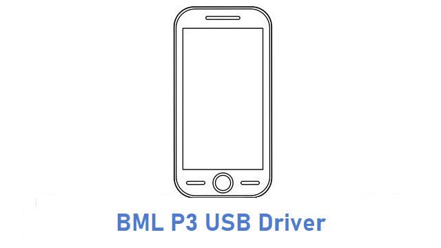 BML P3 USB Driver
