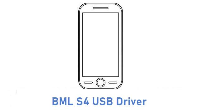 BML S4 USB Driver