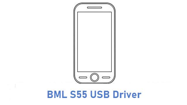 BML S55 USB Driver