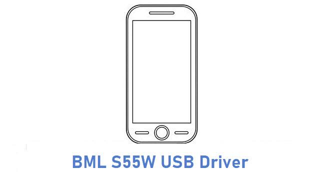 BML S55W USB Driver