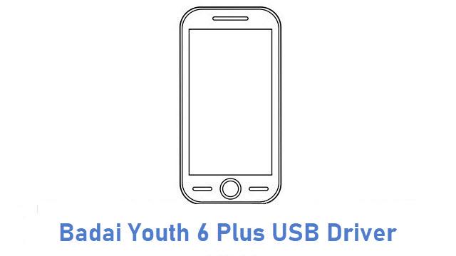 Badai Youth 6 Plus USB Driver