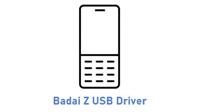 Badai Z USB Driver