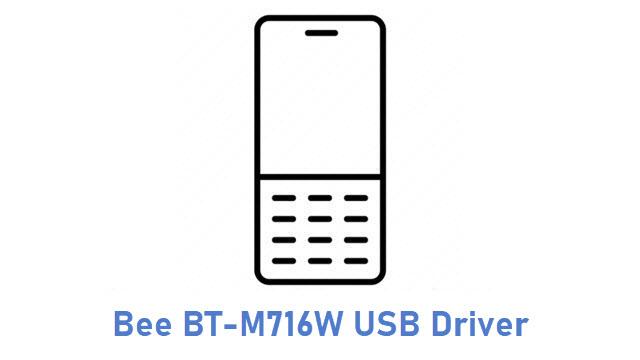 Bee BT-M716W USB Driver