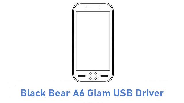 Black Bear A6 Glam USB Driver