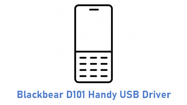 Blackbear D101 Handy USB Driver