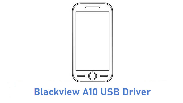 Blackview A10 USB Driver