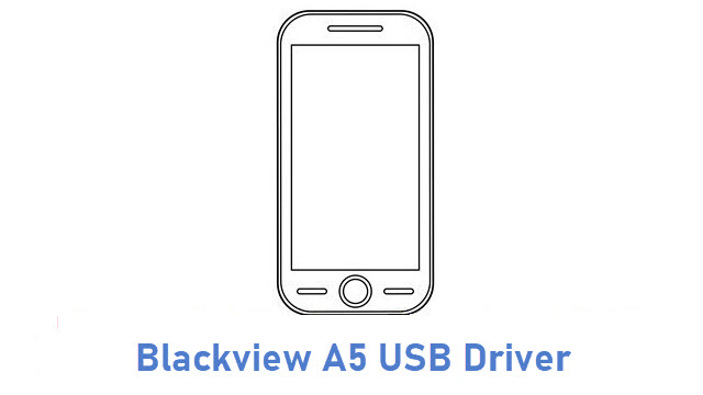 Blackview A5 USB Driver