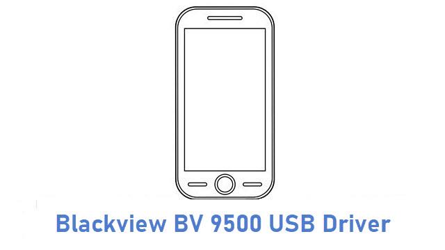 Blackview BV 9500 USB Driver