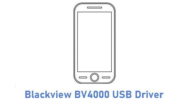 Blackview BV4000 USB Driver