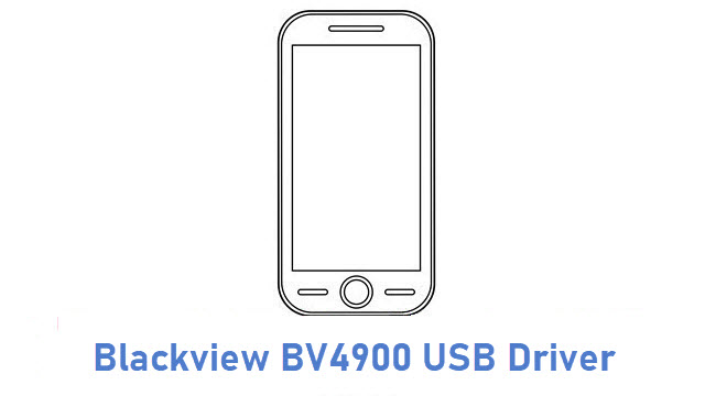 Blackview BV4900 USB Driver