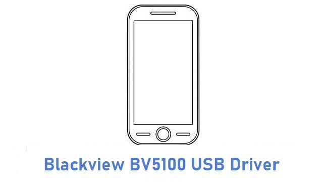 Blackview BV5100 USB Driver