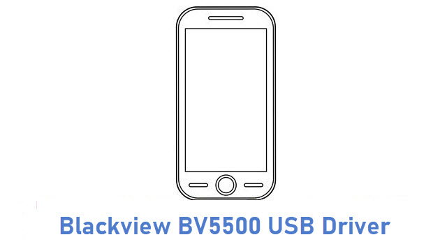 Blackview BV5500 USB Driver