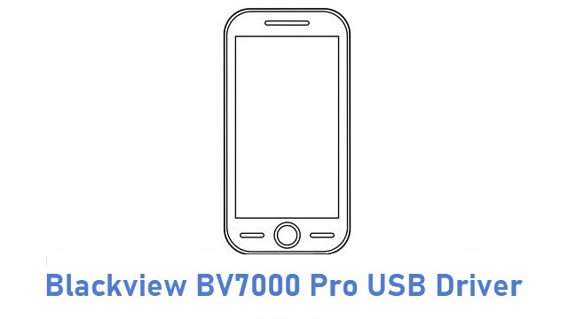Blackview BV7000 Pro USB Driver
