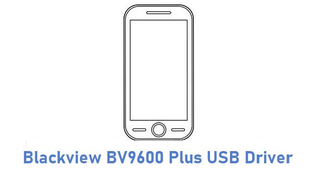 Blackview BV9600 Plus USB Driver