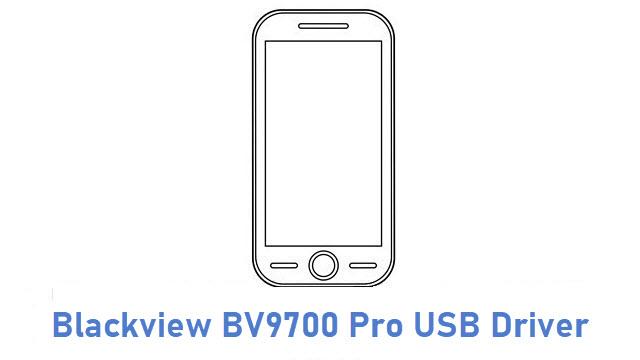 Blackview BV9700 Pro USB Driver