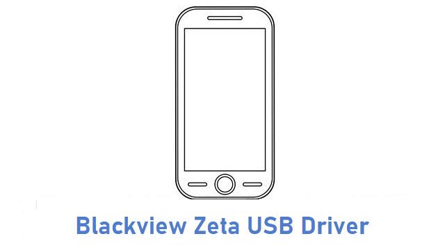 Blackview Zeta USB Driver
