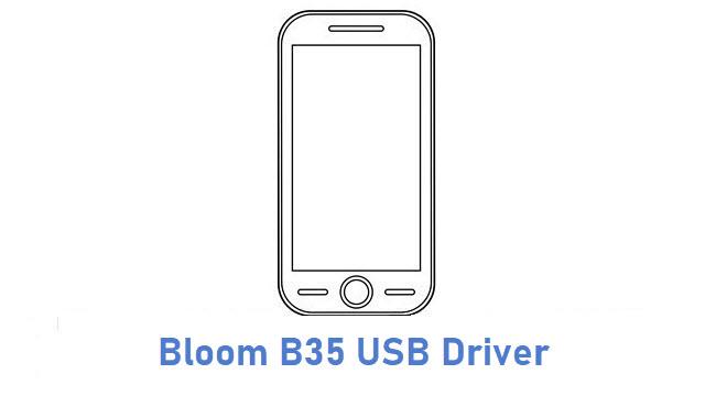 Bloom B35 USB Driver