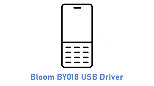 Bloom BY018 USB Driver