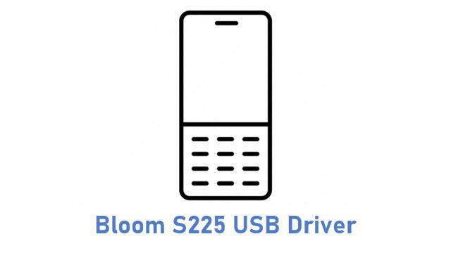 Bloom S225 USB Driver
