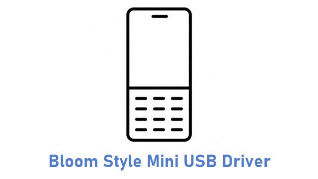 Bloom Style Mini USB Driver