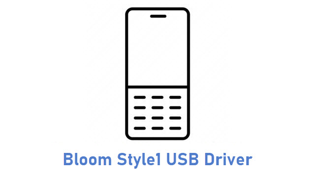 Bloom Style1 USB Driver