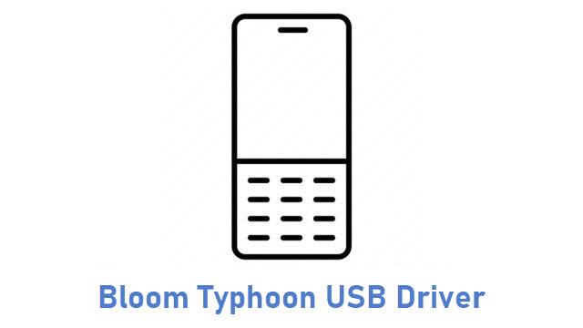 Bloom Typhoon USB Driver