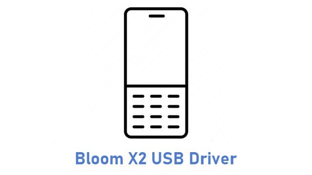 Bloom X2 USB Driver