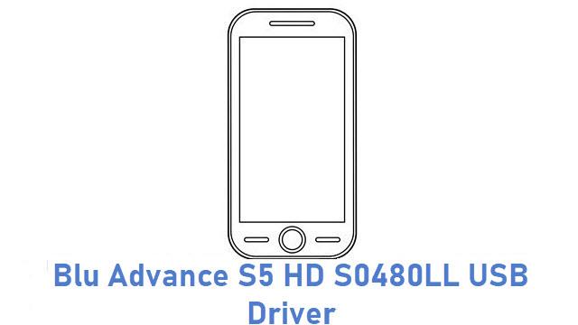 Blu Advance S5 HD S0480LL USB Driver