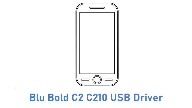 Blu Bold C2 C210 USB Driver