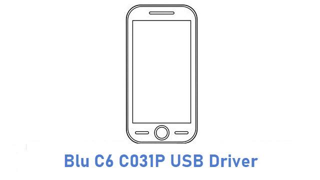 Blu C6 C031P USB Driver