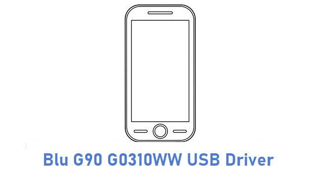 Blu G90 G0310WW USB Driver