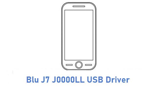 Blu J7 J0000LL USB Driver