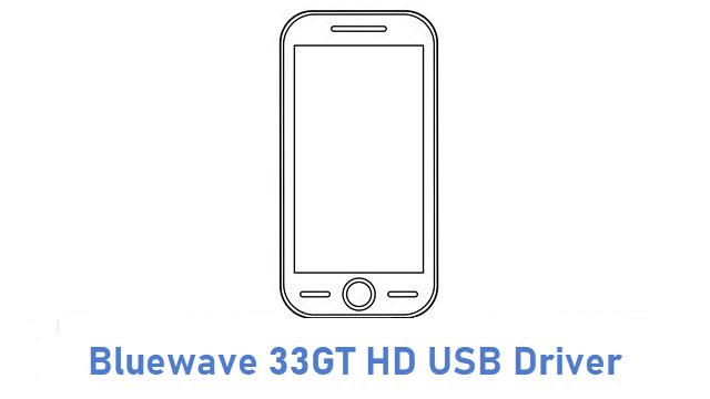 Bluewave 33GT HD USB Driver