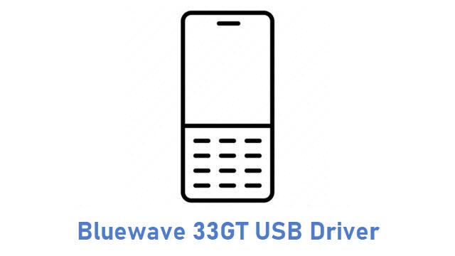 Bluewave 33GT USB Driver