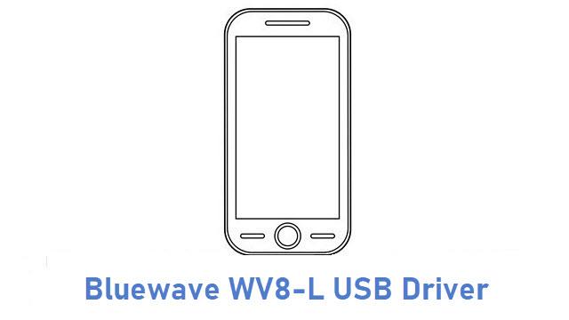 Bluewave WV8-L USB Driver