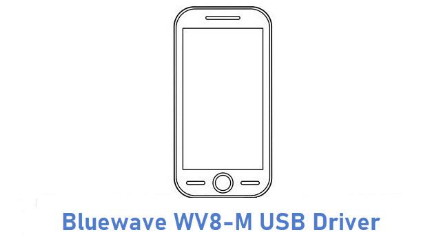 Bluewave WV8-M USB Driver