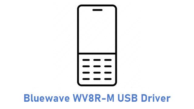 Bluewave WV8R-M USB Driver