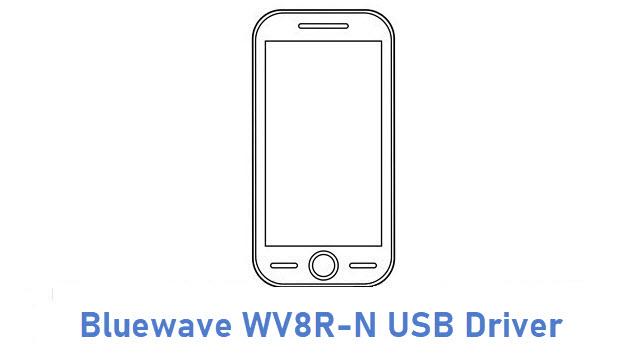 Bluewave WV8R-N USB Driver