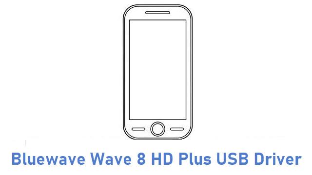 Bluewave Wave 8 HD Plus USB Driver