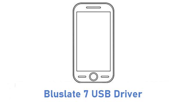Bluslate 7 USB Driver