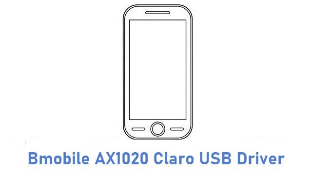 Bmobile AX1020 Claro USB Driver