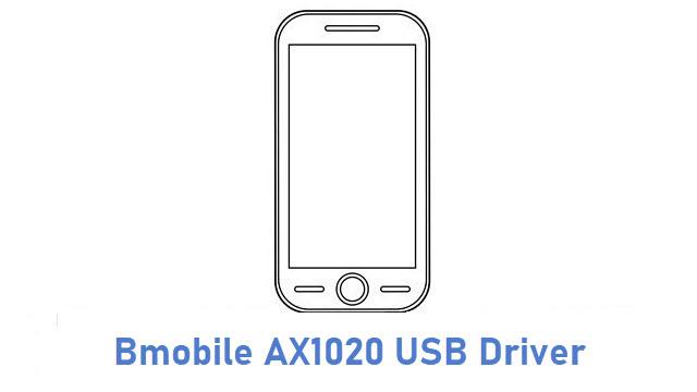 Bmobile AX1020 USB Driver