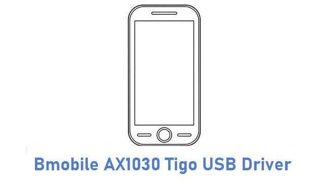 Bmobile AX1030 Tigo USB Driver