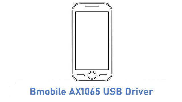 Bmobile AX1065 USB Driver