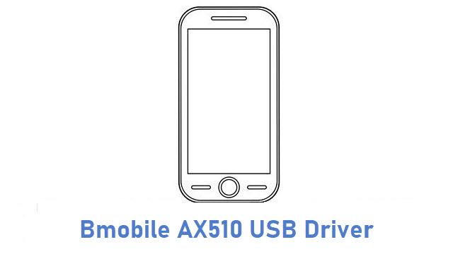 Bmobile AX510 USB Driver