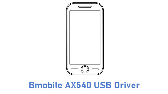 Bmobile AX540 USB Driver